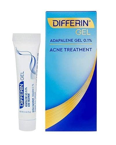 Differin – Adapalene 0.1% – The Skincare Culture