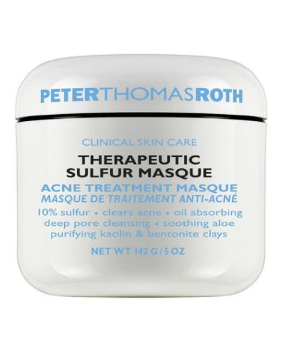 Peter Thomas Roth – Therapeutic Sulfur Acne Mask – The Skincare Culture