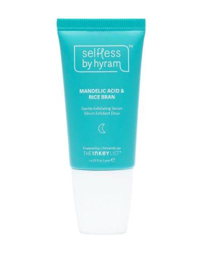 Selfless by Hyram – Mandelic Acid & Rice Bran Serum – The Skincare Culture