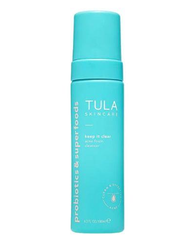 Tula – Keep It Clear Acne Foam Cleanser – The Skincare Culture